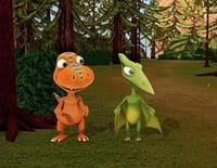 ABC Dino : L'île du H