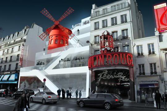 Moulin Rouge: des projets fous, fous, fous