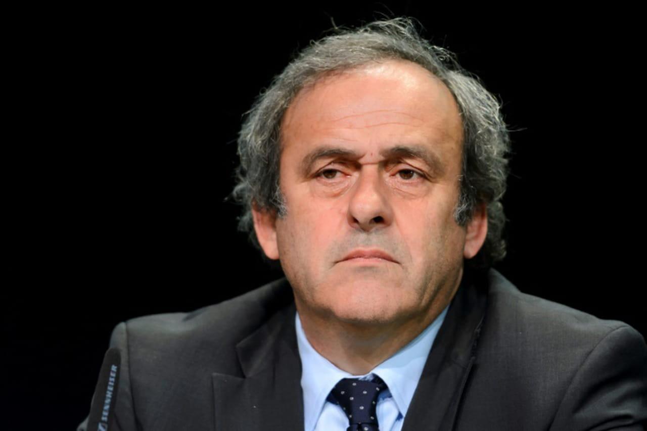 La Fifa va saisir la justice pour obtenir de Michel Platini le remboursement de 2millions de francs suisses
