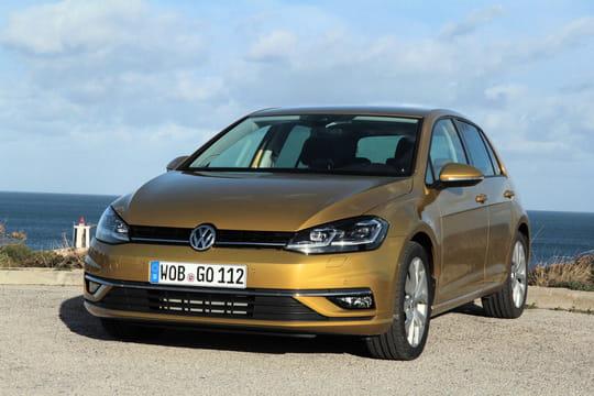 Nouvelle Volkswagen Golf 72017: que vaut la Golf restylée? [prix]