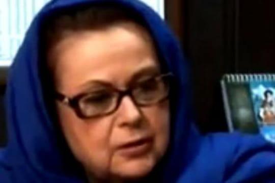 Boutin voilée: elle se lâche contre Hollande surlatélé iranienne