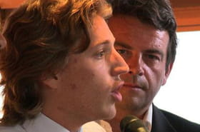 Jean Sarkozy: il a (enfin) décroché sondiplôme