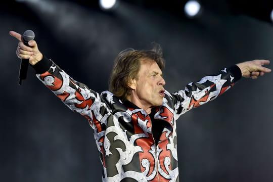 Mick Jagger: une danse et la tournée des Rolling Stones reprend