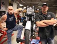 American Chopper : Moto Chicago Blackhawks (2/2), moto Carolina Carports (1/2)