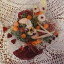 Taverne de Lacaze  - salade gourmande -   © patricia