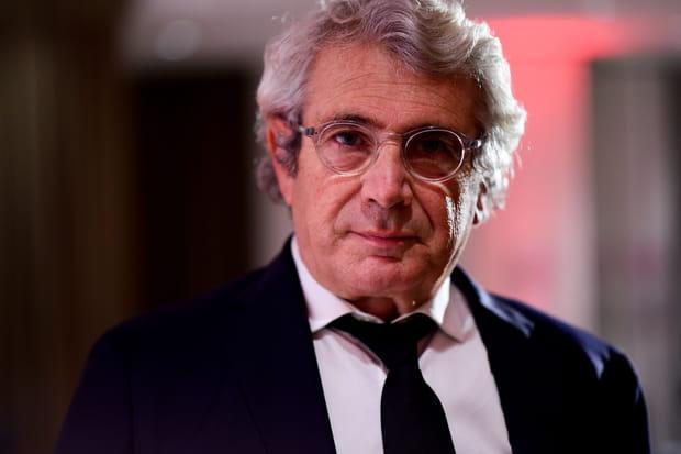 L'acteur Michel Boujenah