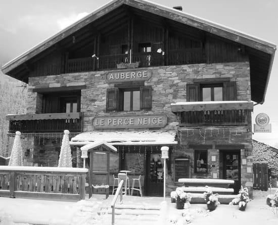 Restaurant Le Perce Neige  - auberge -