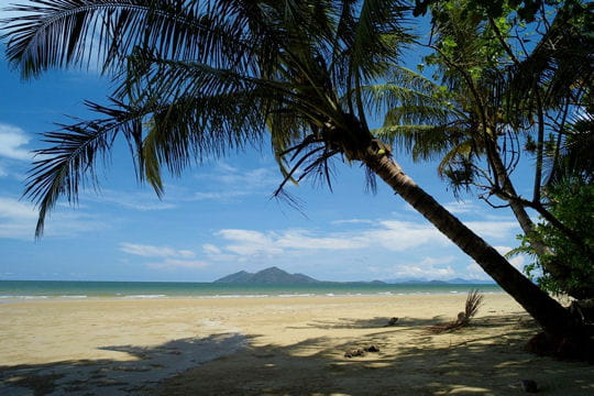 Les plages du nord Queensland