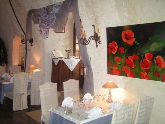La Table du Moulin  - La salle de resturant -   © gazelle