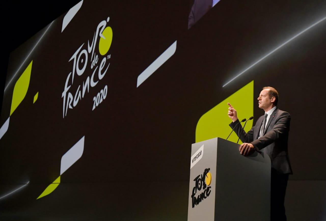 Cyclisme: le nouveau col de la Loze sommet d'un Tour de France 2020montagneux