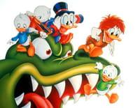 La bande à Picsou : Plongée en eaux troubles avec Popop !
