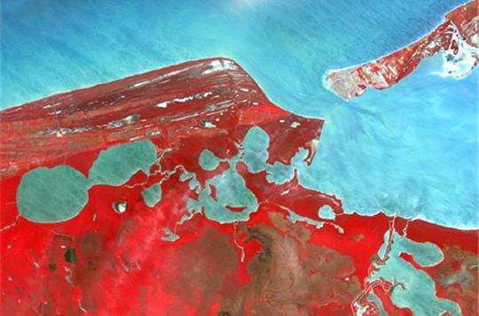 Lagon de Campeche