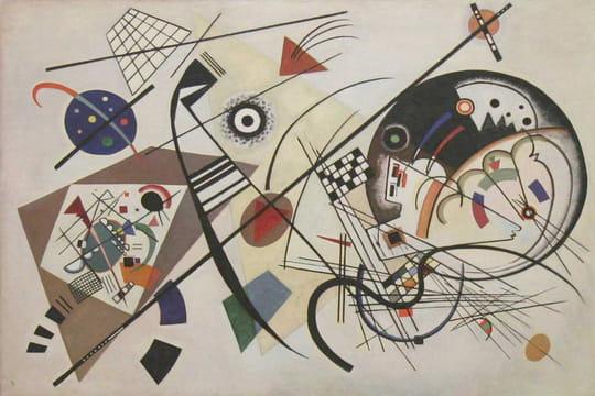 Vassily Kandinsky: biographie du peintre aux œuvres abstraites