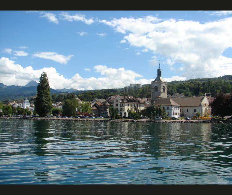 Evian-les-Bains, Haute-Savoie