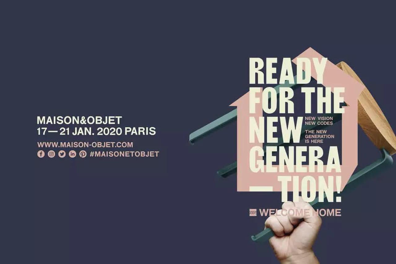 Salon Maison et Objet janvier 2020: horaires, exposants, invitations