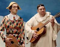 A Musée Vous, A Musée Moi - Arlequin et Pierrot – Une question d ...