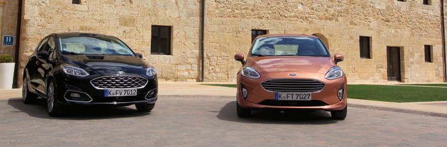 Essai Ford Fiesta: la love-story se poursuit