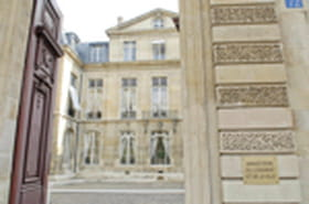 Visitez les ministères français en images