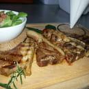Plat : Le Somail  - Côtes d Agneau grillées -
