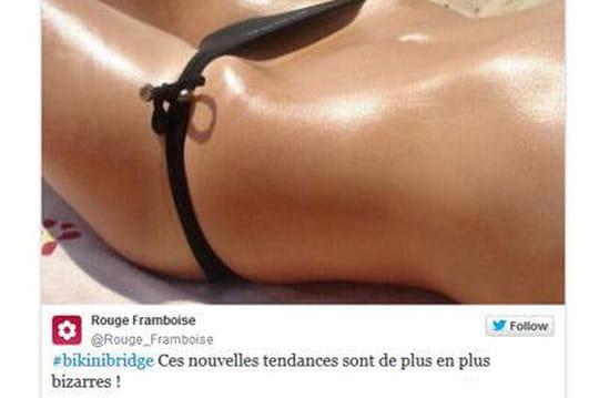 Bikini bridge : canular ou nouvelle mode malsaine?