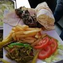 Plat : Le Cèdre Oriental  - plat libanais -   © le cèdre