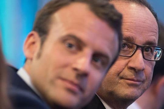 Hollande: Macron, Valls, sa candidature... Comment l'ex-président s'est planté