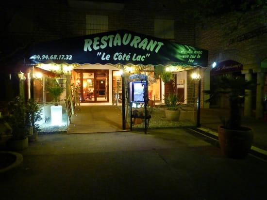 Entrée : Le côté lac  - Restaurant le Côté Lac -