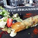 Dessert : La Petite Brasserie  - Surprenant dessert sucré/salé -