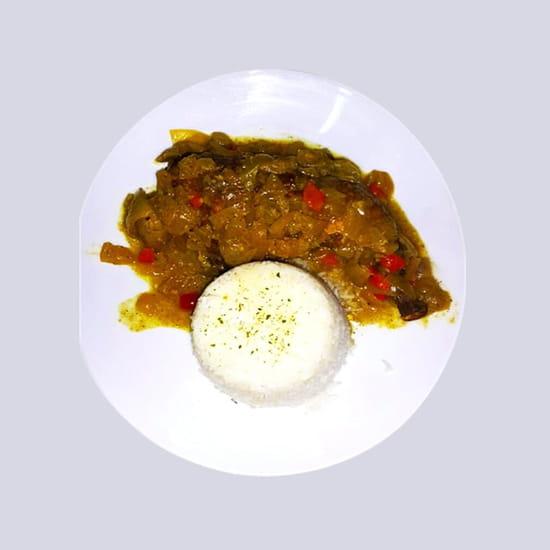 Le Khelkom Restaurant  - Yassa poulet au Khelkom Restaurant africain à paris -   © htt://www.lekhelkom.com