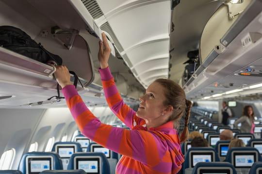 Valise cabine: dimensions, objets et liquides interdits en cabine