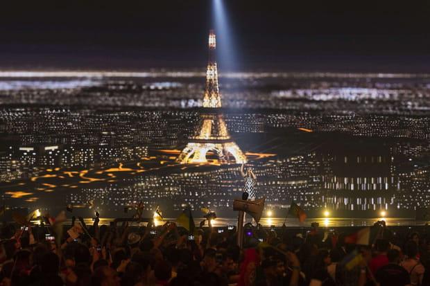 Un décor très parisien pour Alma