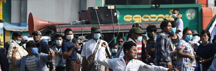 Birmanie: violences à Rangoun, Facebook ferme les comptes liés à l'armée