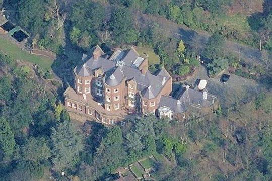 La maison de Rafael Benitez