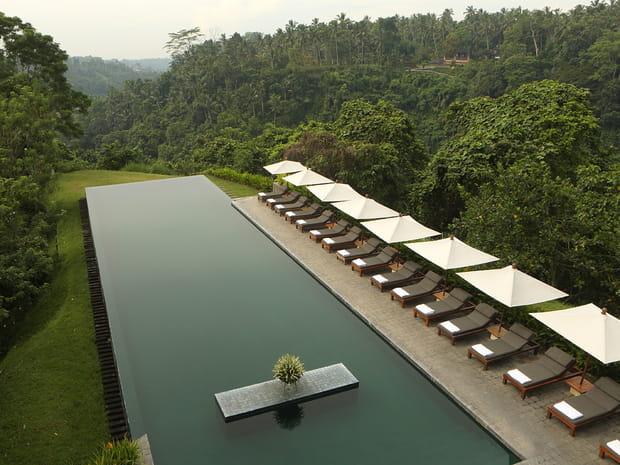 L'hôtel Alila à Ubud