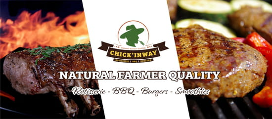 Restaurant : Chick'inway  - BBQ sur pierres volcanique Chick'inway -   © Chick'inway