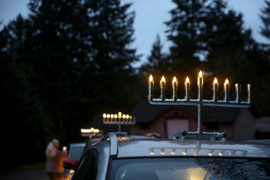 """Hanouka2021:les secrets de la """"fête des lumières"""" juive"""