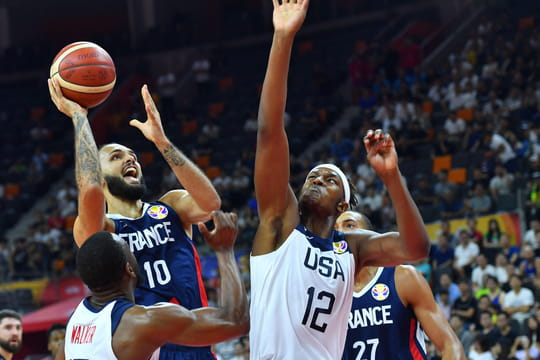 Basket - USA - France: les Bleus sortent les Etats-Unis! Résumé du match et vidéos