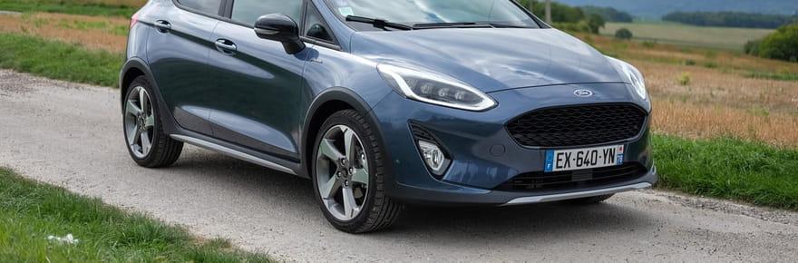 Essai Ford Fiesta Active: la citadine qui se la joue SUV