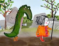 Rita et Crocodile : Princesse Rita