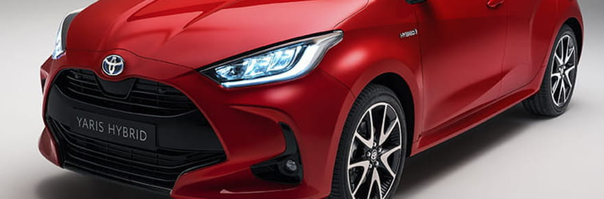 Toyota Yaris: la nouvelle version dévoilée, les photos [date de sortie]