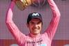 Giro: Carapaz sacré, le classement final du Tour d'Italie 2019