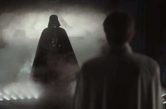 Dark Vador se dévoile dans le trailer de Star Wars Rogue One [VIDEO]