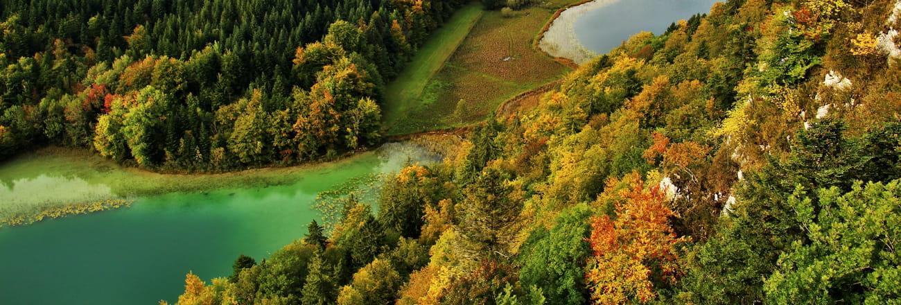 Les 50plus beaux sites naturels de France