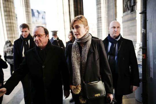 Julie Gayet: avec François Hollande, ça plane