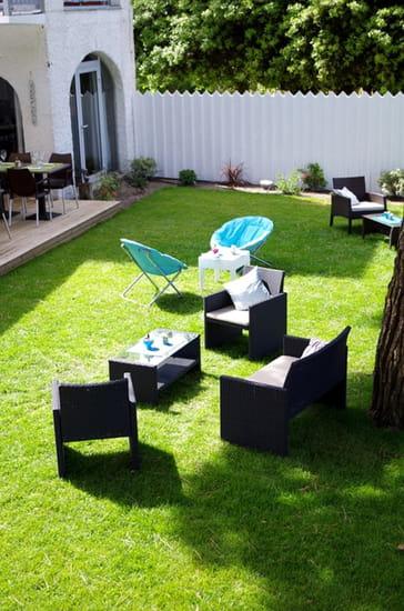 La Table Corto  - Le jardin de la 'Table Corto' -