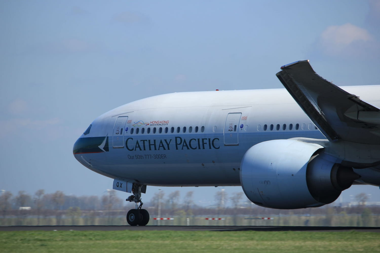 Cathay Pacific: destinations, bagages, vol.. Toutes les infos