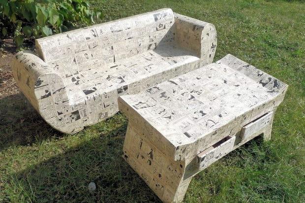15 meubles en carton fabriqu s par les lecteurs - Meuble en carton prix ...