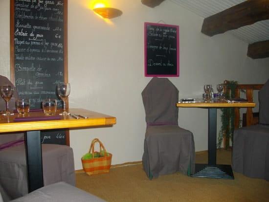Restaurant la Cigale  - la mezzanine -