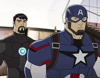 Marvel's Avengers : Ultron Revolution : Il faut sauver Captain Rogers