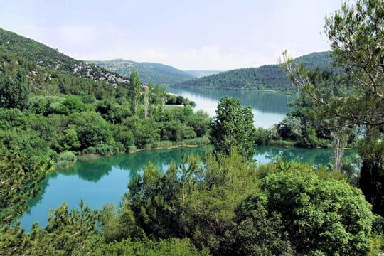 Le parc national de la Krka